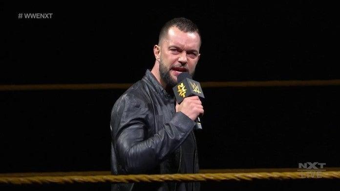 NXT Finn Balor