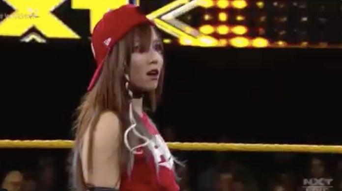 NXT-Raw-Kairi-Sane