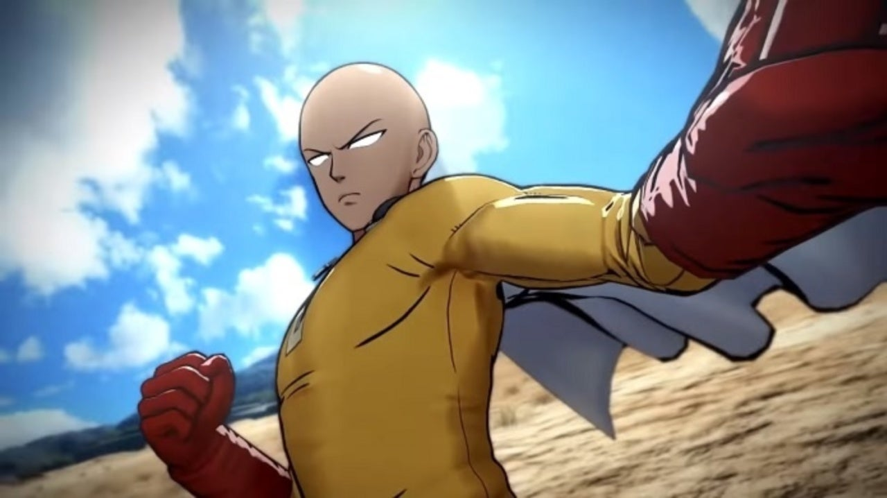 Resultado de imagen para one punch man a hero nobody knows""