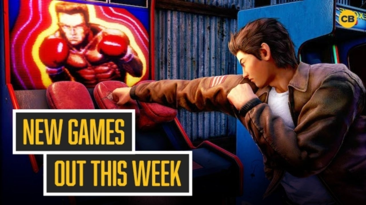New Video Games Out This Week: Shenmue 3, Narcos, and More