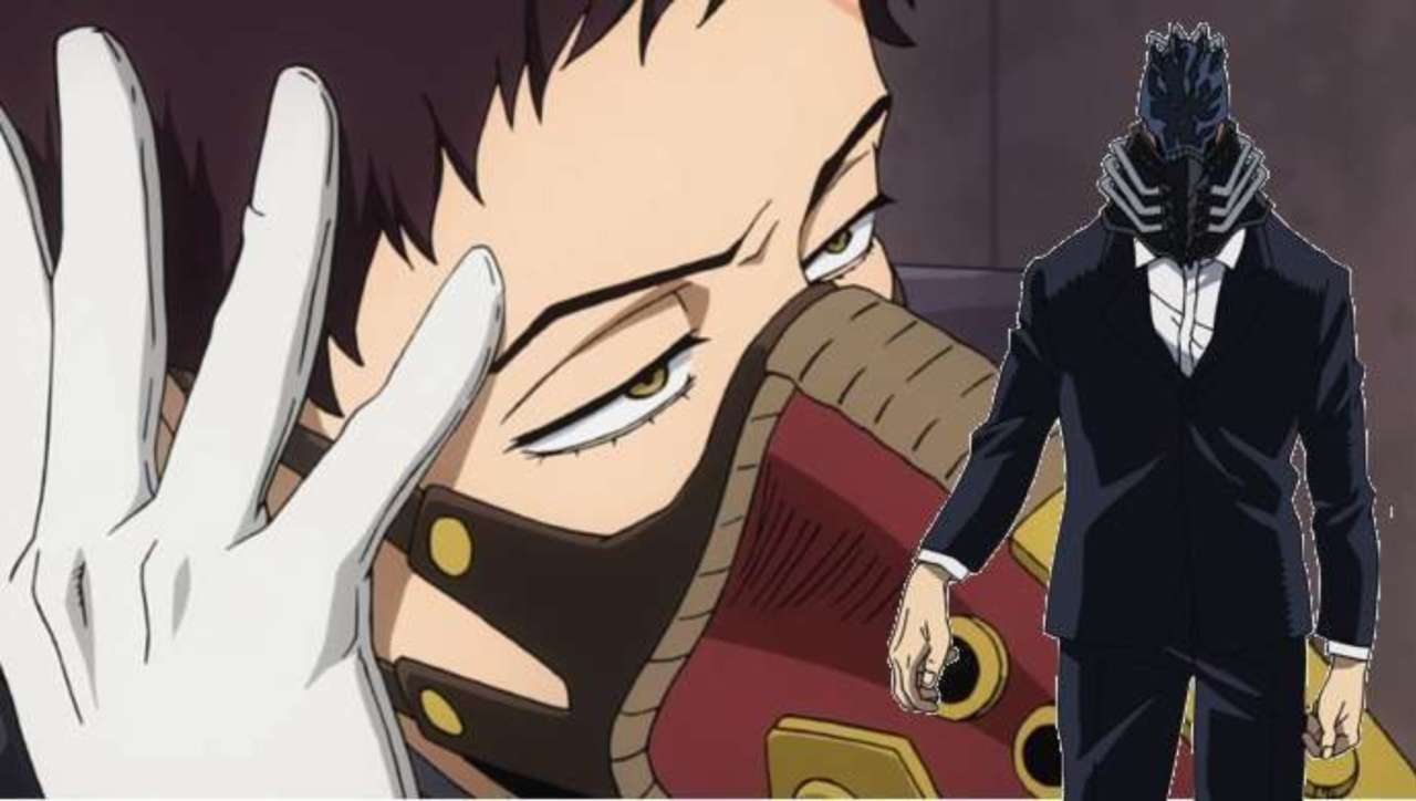 My Hero Academia Compares Overhaul to All For One