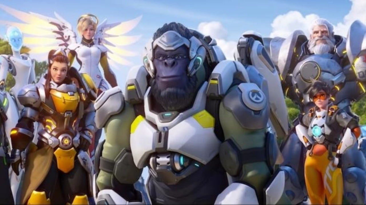 Blizzard Reveals New Overwatch 2 Campaign Details