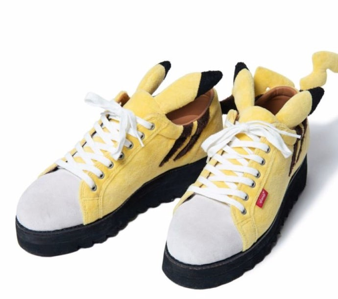 pikachu shoes glamb