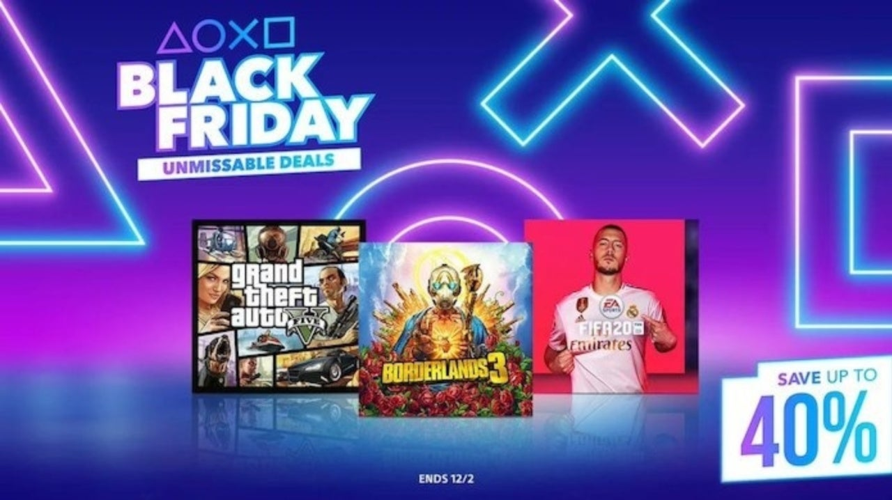 PlayStation Store Black Friday PS4 Deals Revealed