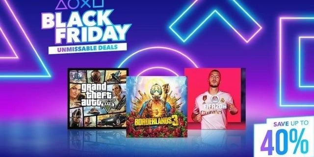 Playstation Store Black Friday Ps4 Deals Revealed Comictaq