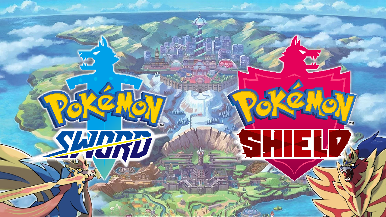Pokémon Sword and Shield Game Review screen capture
