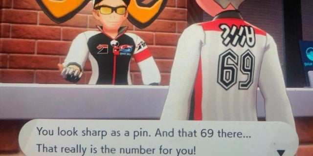 Yes, You Can Pick 69 Or 420 As Your Jersey Number In
