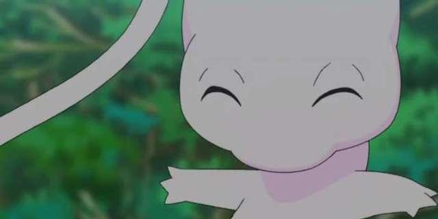 Pokemon Reveals Pikachu's Secret Run-In with Mew