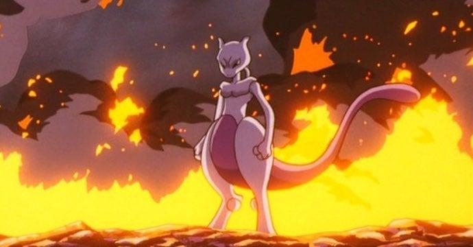 pokemon mewtwo anime