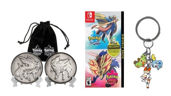sword /& shield pokemon coin