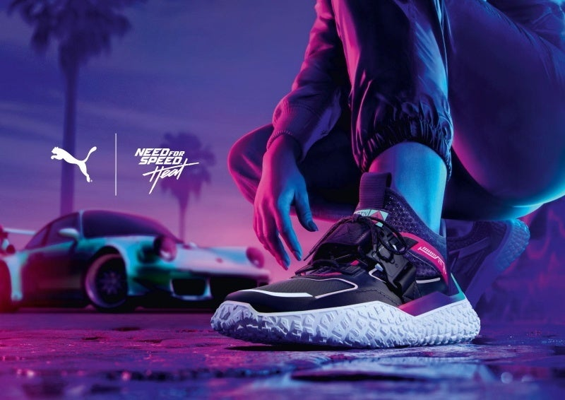 puma need for speed heat shoes full