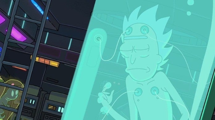 Rick and Morty Conquers Death with Clones