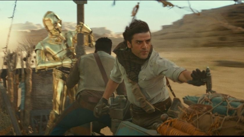 rise of skywalker poe dameron star wars