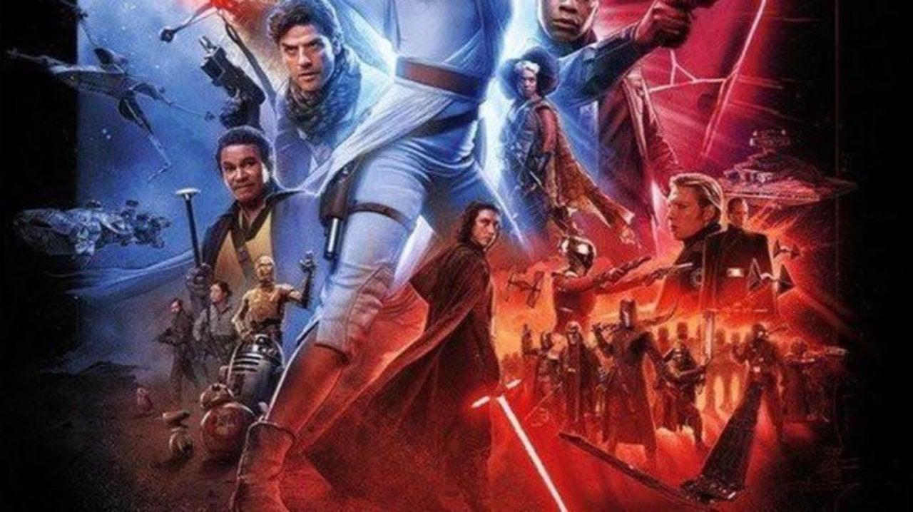 Star Wars: The Rise of Skywalker Poster Confirms Return of Fan-Favorite Creatures
