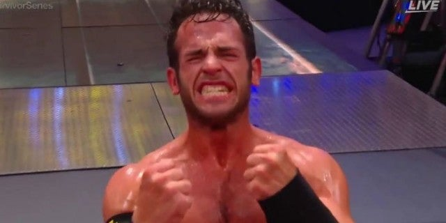 Watch: Roderick Strong Steals a Win Over AJ Styles and Shinsuke Nakamura at WWE Survivor Series