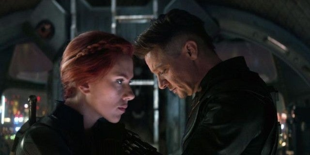 Avengers: Endgame Concept Art Shows Black Widow With Ronin-Inspired Mask