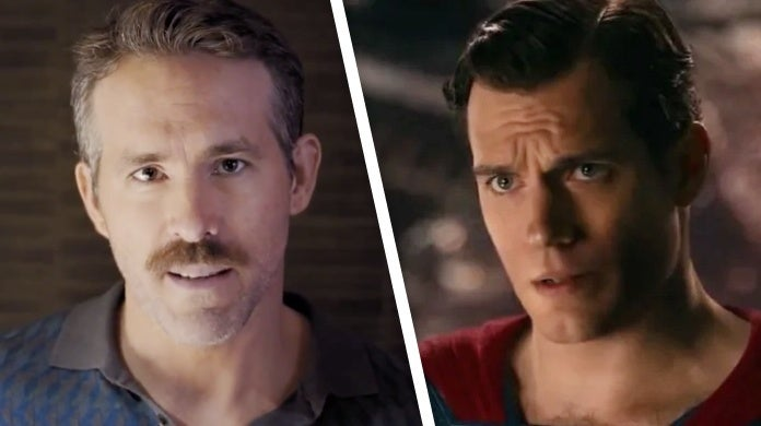 ryan reynolds aviation gin justice league superman mustache