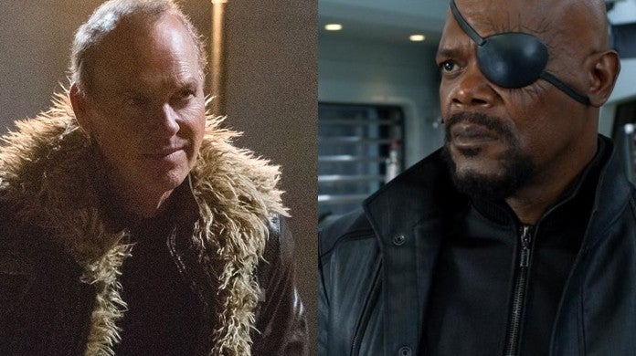 Samuel L Jackson and Michael Keaton to Star in The Asset