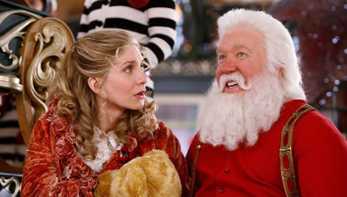 Santa Clause Actor Reboot YEs Please