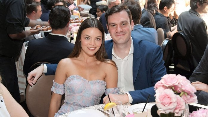 Scarlett Byrne Cooper Hefner Married