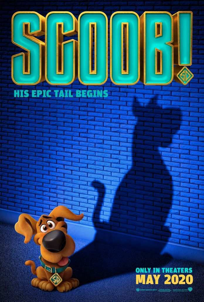 SCOOB POSTER OFFICIAL 2