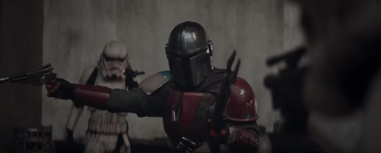 Star Wars: The Mandalorian Sneak Peek Trailer Released Online