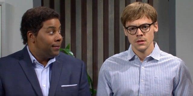 SNL Pitches Hilarious Popeyes Chicken Sandwich Movie for Disney+