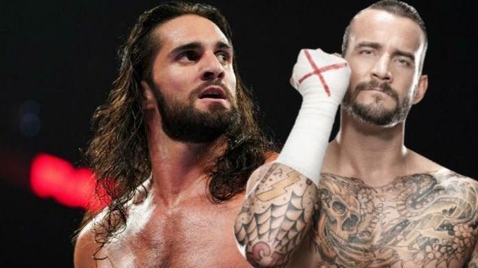 Seth-Rollins-CM-Punk