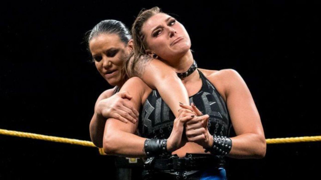 Rhea Ripley And Shayna Baszler Reveal Their Picks For Nxt