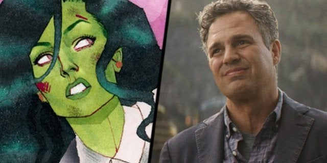 Image result for she hulk mark ruffalo