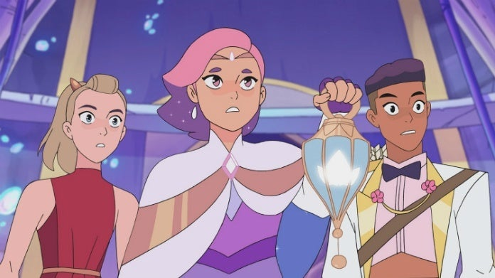she ra s4 review
