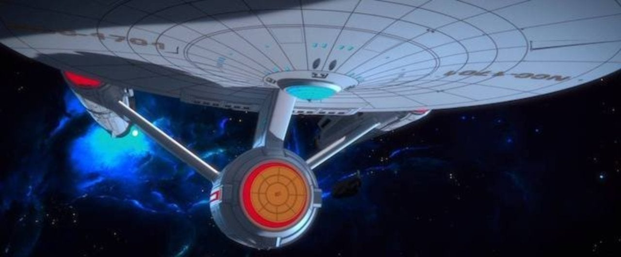 Star Trek: Short Treks Animated Episode Shares First Look