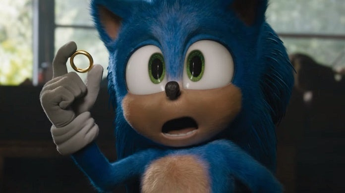 Sonic The Hedgehog Movie All The Film S Easter Eggs