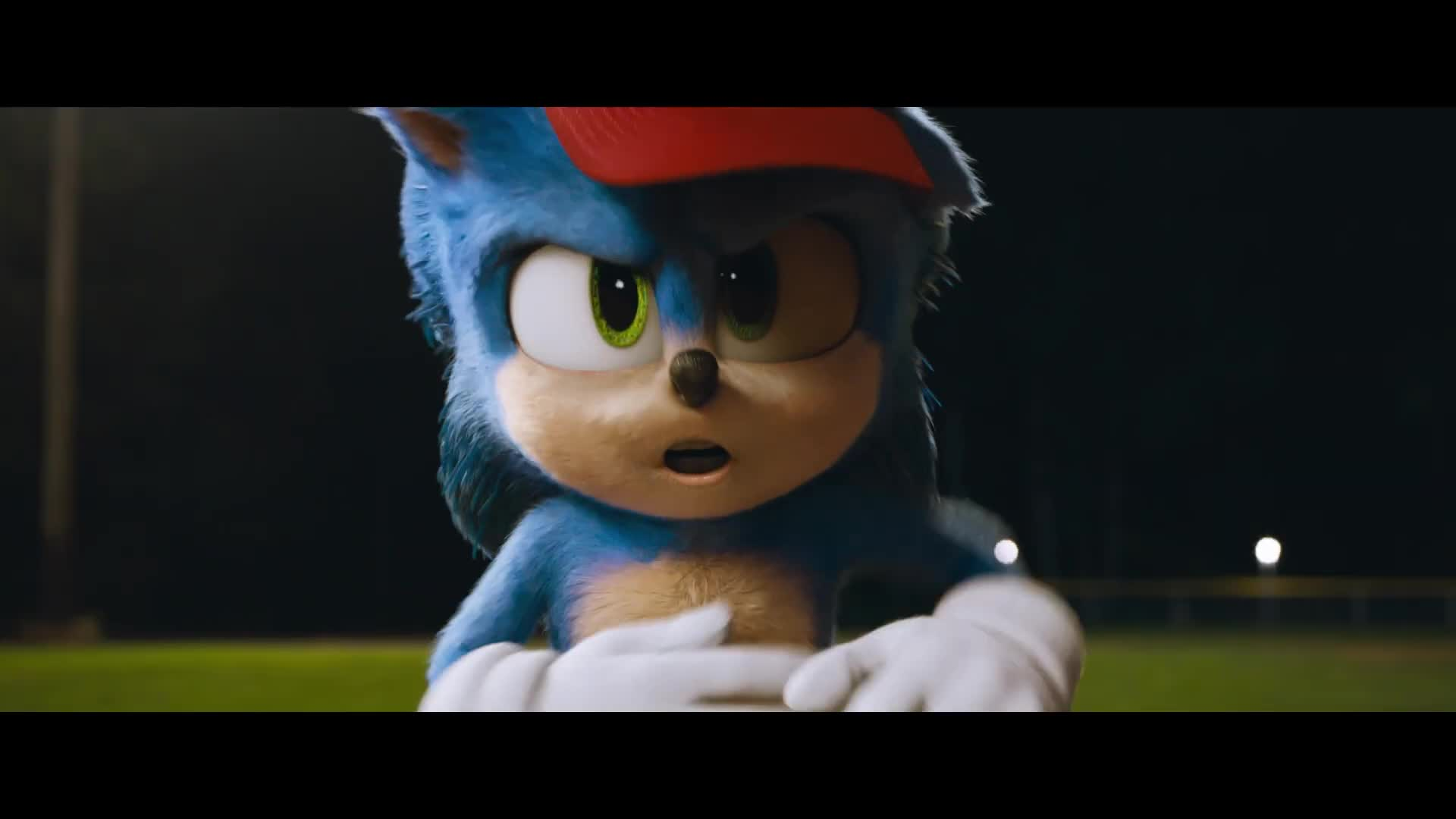 Sonic The Hedgehog - Official Trailer #2 [HD] screen capture