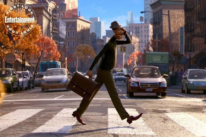 soul pixar first look