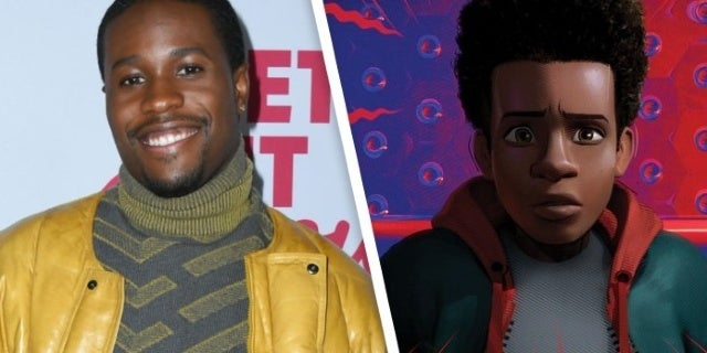 New Fanart Imagines Spider-Verse Star Shameik Moore as a Live-Action Miles Morales