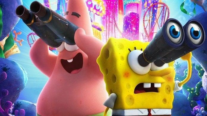 spongebob squarepants movie sponge on the run