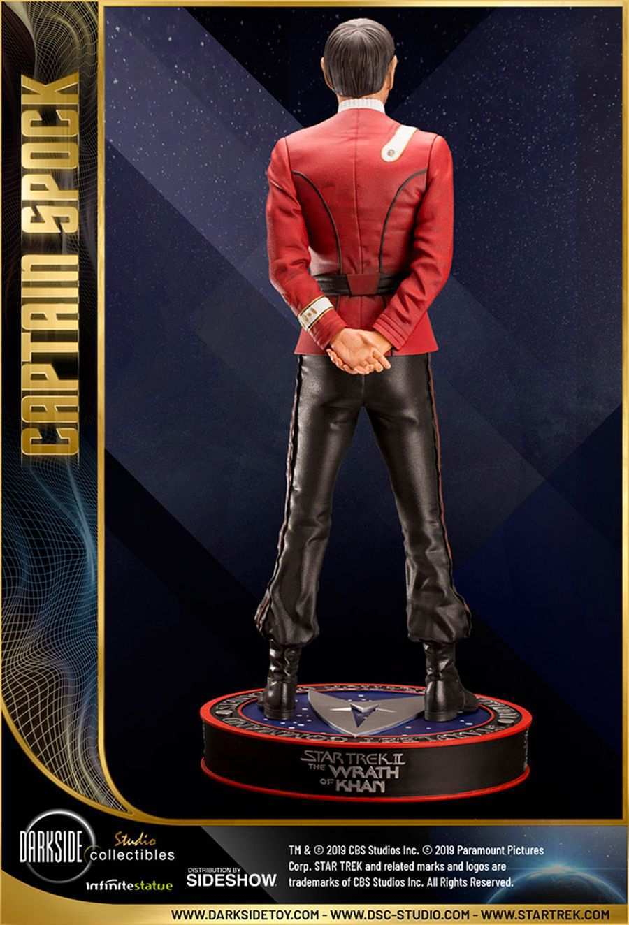 Star Trek Captain Spock Sideshow 03
