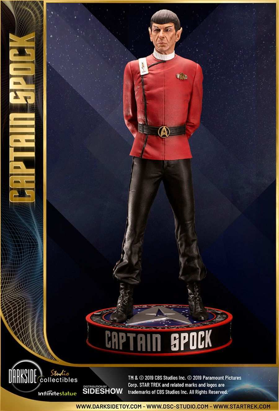 Star Trek Captain Spock Sideshow 04