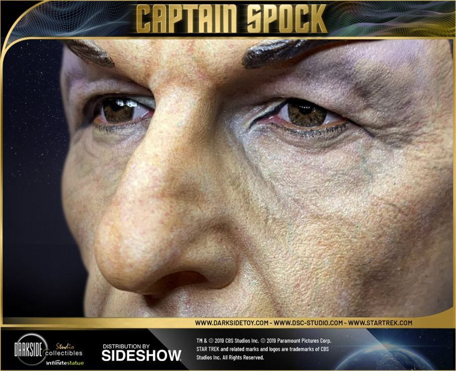 Star Trek Captain Spock Sideshow 08