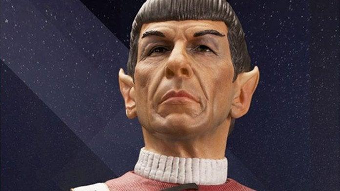 Star Trek Captain Spock Sideshow