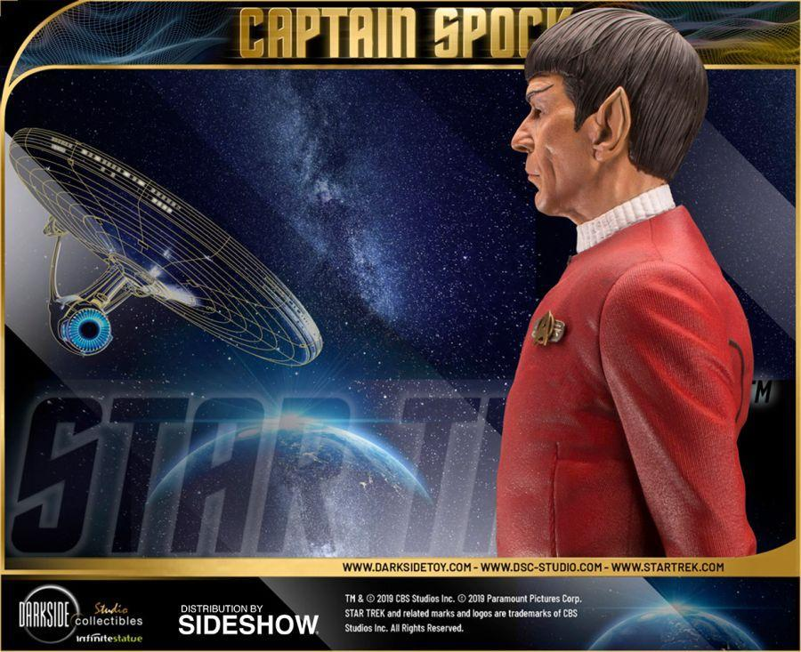 Star Trek Captain Spock Sideshow 13