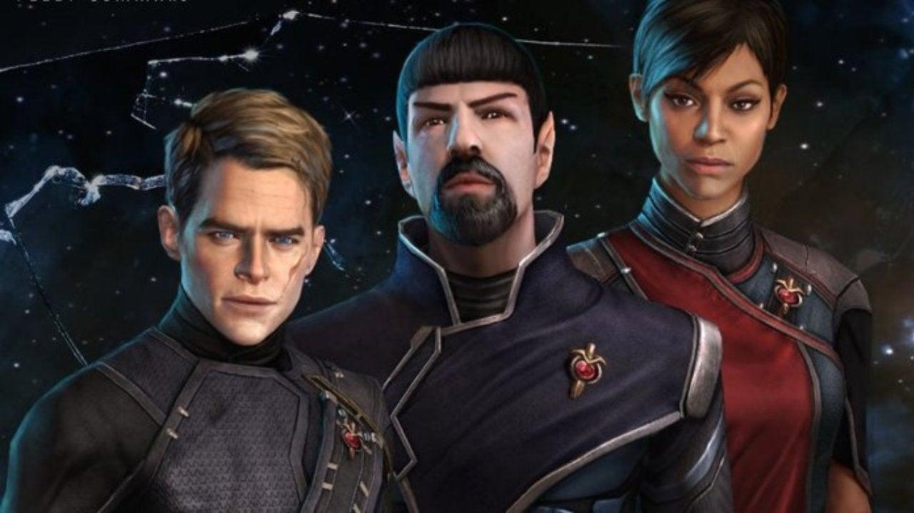 Star Trek Fleet Command Intoduces Mirror Universe Kelvin Timeline Characters