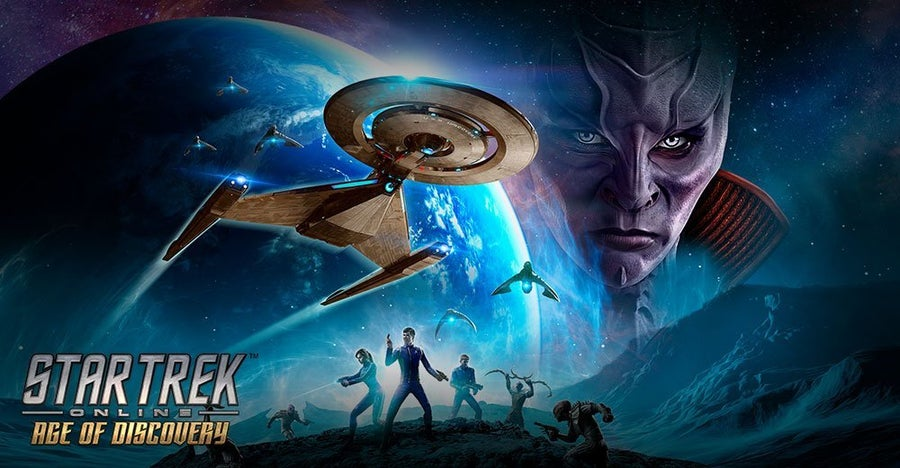 Star Trek Online Age of Discovery