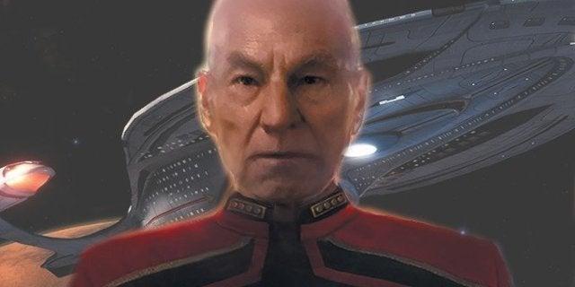 Star Trek: Picard Reveals Picard's New Starship