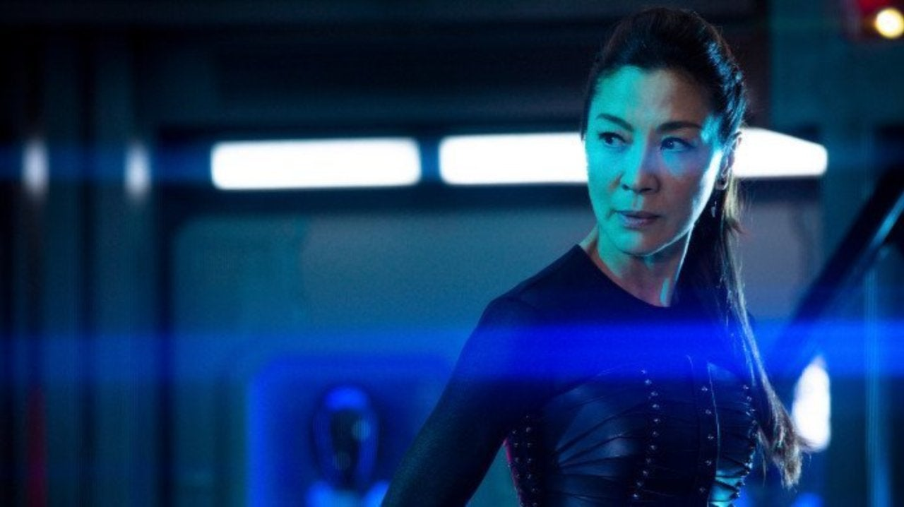 Star Trek: Section 31 Writers' Room Is In Place, Show Described as Michelle Yeoh's Unforgiven