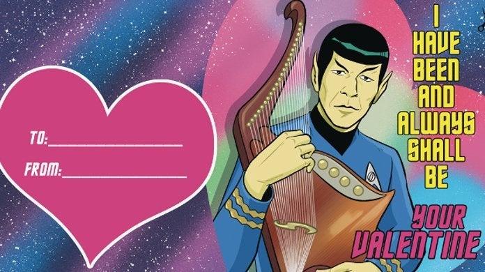 Star Trek Valentine's Day Special