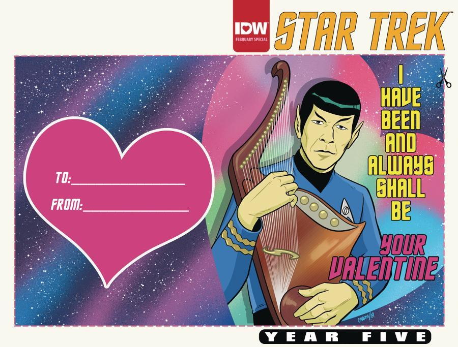 Star Trek Year Five Valentine's Day Special