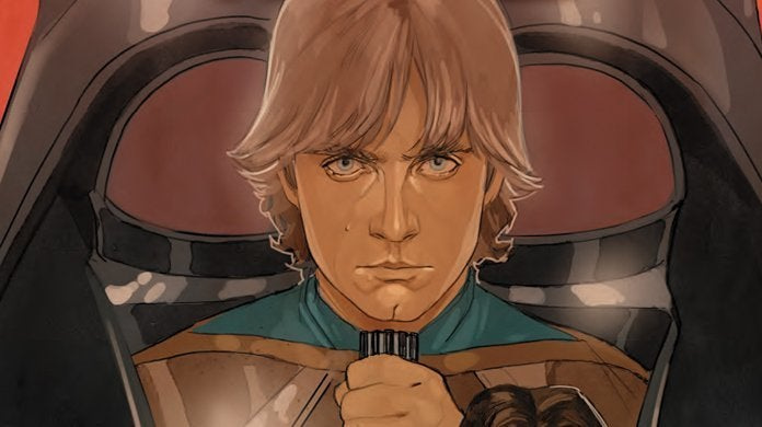 star wars 75 cover luke skywalker