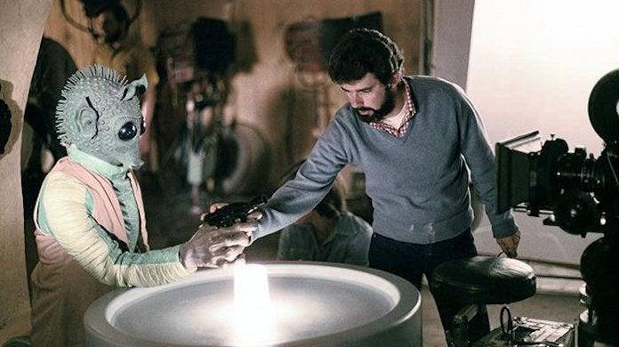 Star Wars A New Hope George Lucas Changed Han Shoots Greedo Scene